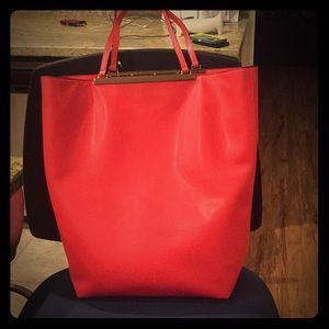 NWT French connection Ruby North South Tote